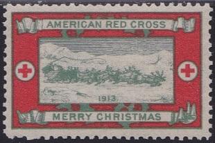 1913 US Christmas Seal type 2