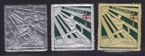 1933 Christmas Seal Essays