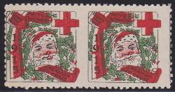 1915 Christmas Seal error HPIB