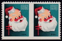 1951 Christmas seal error, HPIB