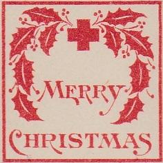1907 type 1 US Christmas Seal