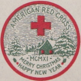 1911 type 1 US Christmas Seal