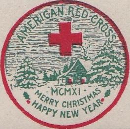 1911 type 2 US Christmas Seal
