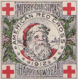 1912 US Christmas Seal