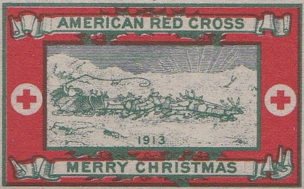 1913 type 3 US Christmas Seal