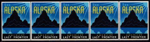 Tourism, 1930's Alaska Pane
