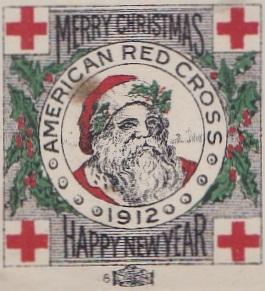 1912 US Christmas Seal Lookalike, Chicago local TB
