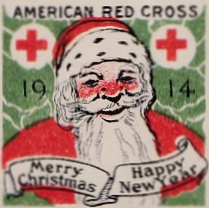 1914 US Christmas Seal
