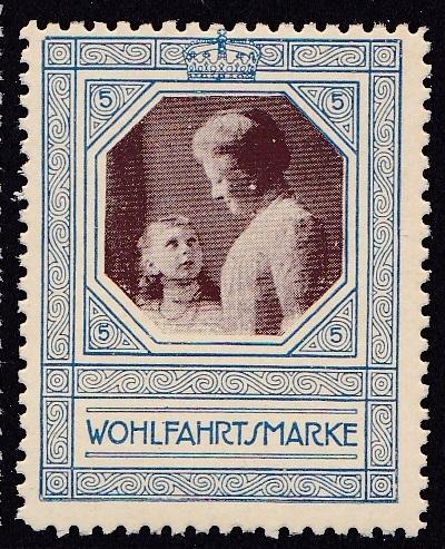 Germany TB #1 1907