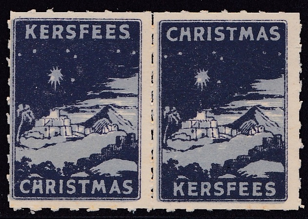 South Africa TB #1 1929