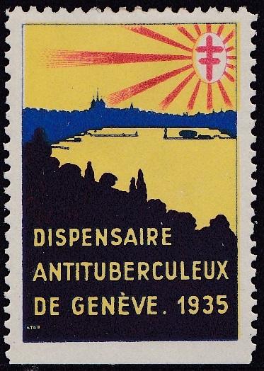 Switzerland TB #22 1935