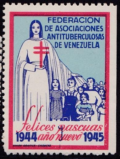 Venezuela TB #1 1944