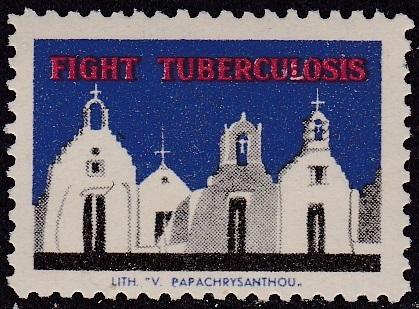 Greece TB #1 1950