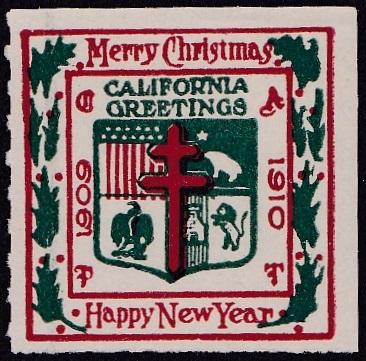 US Local TB California #255.1 1909