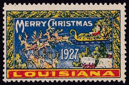 US Local TB #984 1927 Louisiana