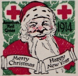 1914 US Christmas Seal essay