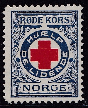 Norway Red Cross #1 1911-13