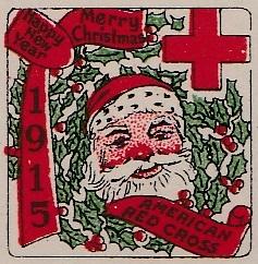 1915 US Christmas Seal