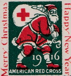 1916 US Christmas Seal