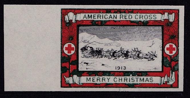 1913 E3 Christmas Seal Essay