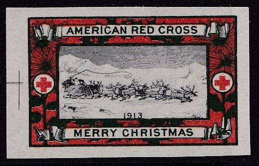 1913 Christmas Seal Essay E7