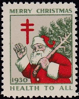 1930-1 US Christmas Seal