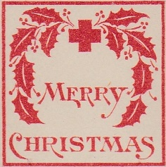 1907 type 1 US Christmas Seal