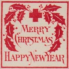 1907 type 2 US Christmas Seal