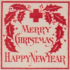 1907 type 2 US Christmas Seal