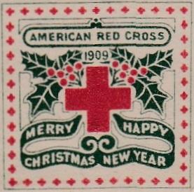 1909 US Christmas Seal