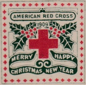 1909 US Christmas Seal