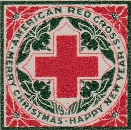 1910 US Christmas Seal