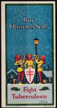 1926 Christmas Seal package insert