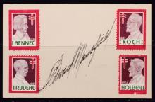 1938 Designer Autograph