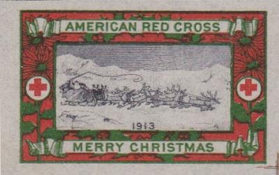 1913 US Christmas Seal essay