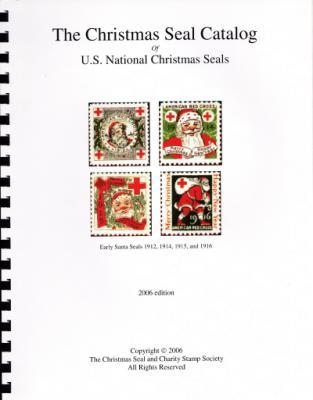 The Christmas Seal Catalog, goof printing