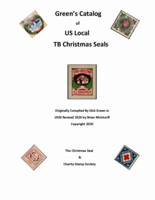 Green's Catalog of the Tuberculosis Seals, US Locals & Accessories