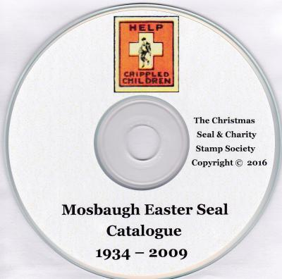Literature, Mosbaugh Easter Seal section, computer CD