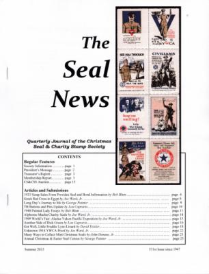 Seal News, Summer 2015