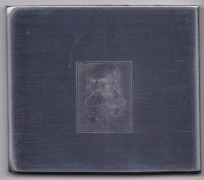 Yves Baril Intaglio Engraved Die