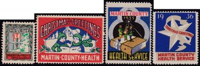 Martin County US Local Christmas Seals