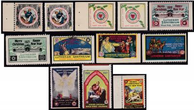 Lutheran Wheatridge CO TB Christmas Seals