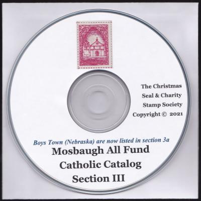 USA Catholic Fundraising Charity Seal Catalog