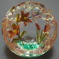 William Manson, Sr. paperweight