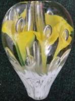 St Clair lamp part paperweight