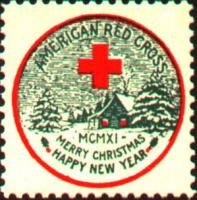 1911 type 2 US Christmas Seal