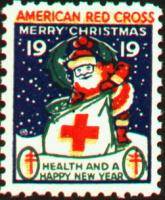 1919 US Christmas Seal