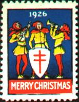 1926 US Christmas Seal