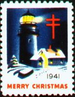 1941 US Christmas Seal